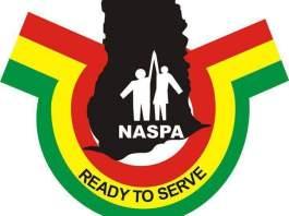 Ghana National Service Personnel Association (NASPA) Logo