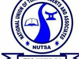 National Union of Tongu Students and Associates (NUTSA) Logo