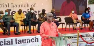 GES Director-General Professor Kwasi Opoku-Amankwa,
