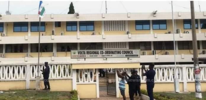 Volta Regional Coordinating Council
