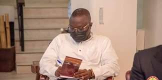 Dormaa West MP, Vincent Oppong Asamoah