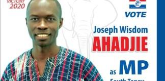Mr. Ahadzie Joseph