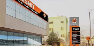 SSNIT office