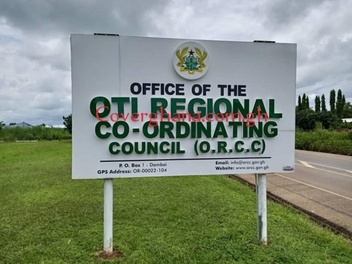 Oti Regional Coordinating Council