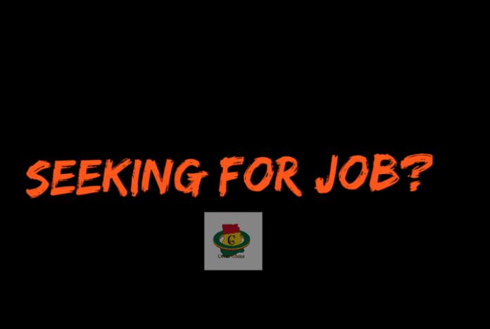 Job Vacancies, How to get a job