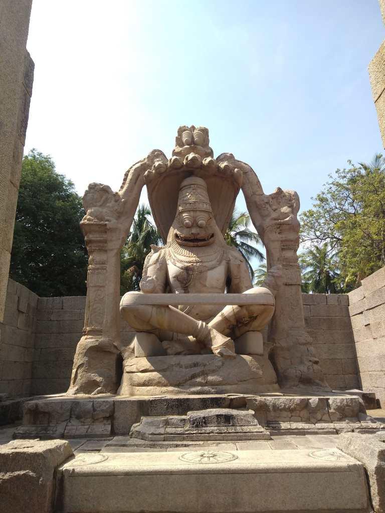 Lakshmi Narasimha, Hampi