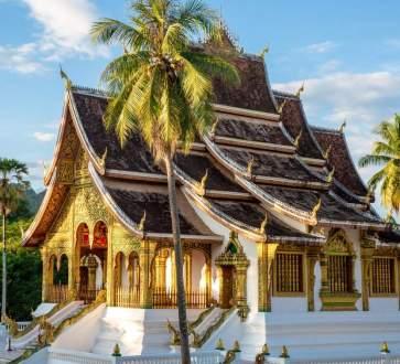 Vat Xieng Thong, Laos