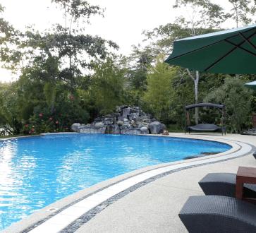 Loboc River Resort, Bohol, Philippines