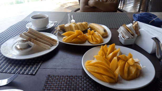 Mangoes in Philippines
