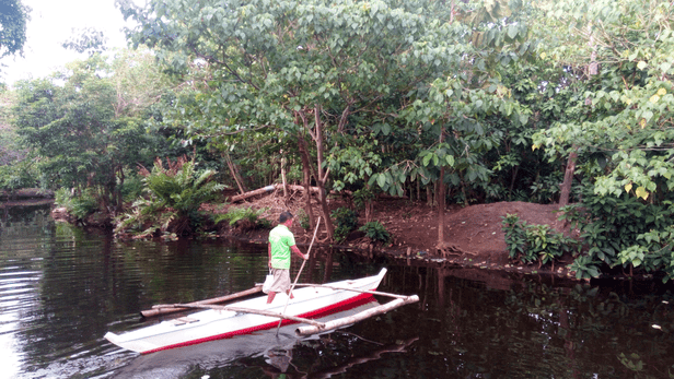 Loboc river resort tour