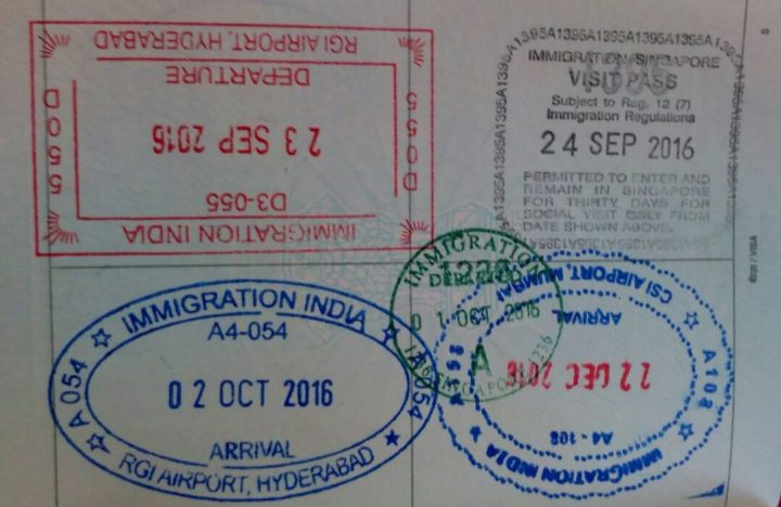Thailand Visa Application