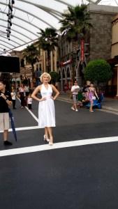 Marilyn Monroe, USS