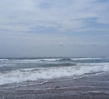 Paradise Beach, Pondicherry
