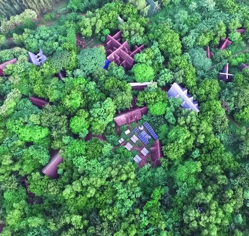 Sadhana Forest, Auroville