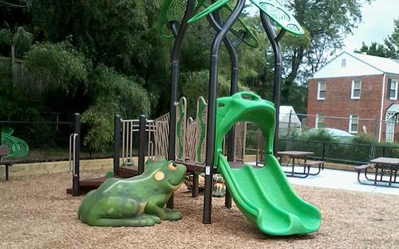 Farrington playground