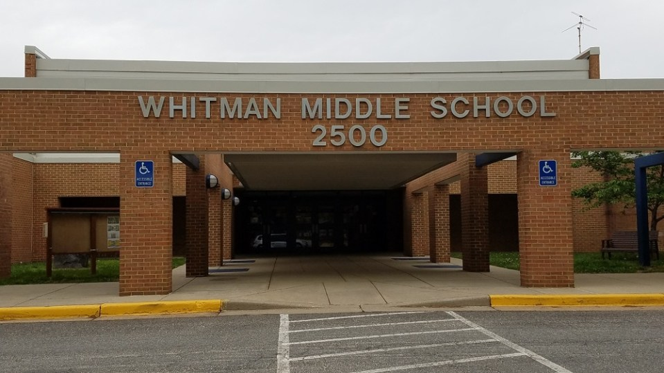 Walt Whitman Middle School