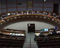 Planning Commission at Fairfax County Government Center