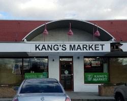 Kang's Market exterior