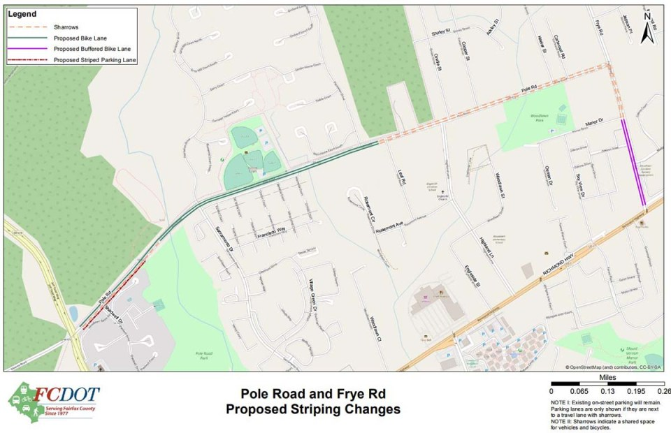Fyre Road and Pole Road image