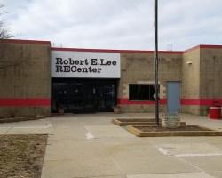 Exterior of Robert E. Lee RECenter