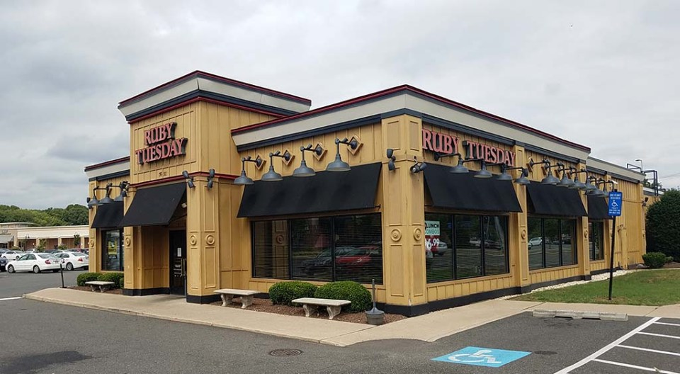 Exterior of the Hybla Valley location