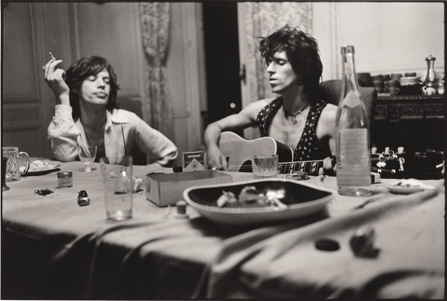 Image result for the rolling stones dead flowers images