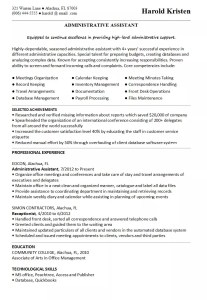Best Resume Template for Experienced Candidates - 2020