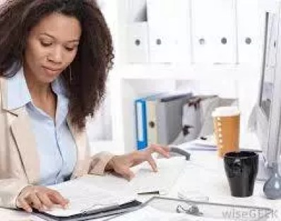 Administrative Assistant Resume Example Page Image