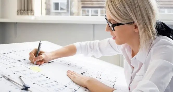 Architect Resume Objective Page Image