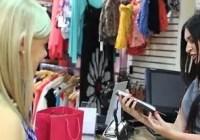 Clothing Store Cashier Job Description Banner