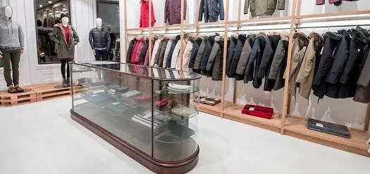 Clothing Store Cashier Resume Sample Banner