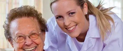 Elderly Caregiver Cover Letter Sample Banner