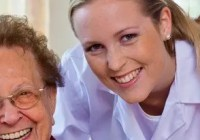 Elderly Caregiver Cover Letter Sample Banner