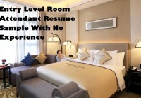 Entry-Level-Room-Attendant-Resume-With-No-Experience-Page-Image