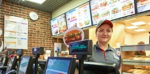 Fast Food Cashier Job Description Page Image