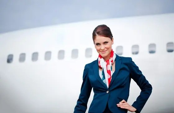 Flight Attendant Cover Letter No Experience Page Header Image