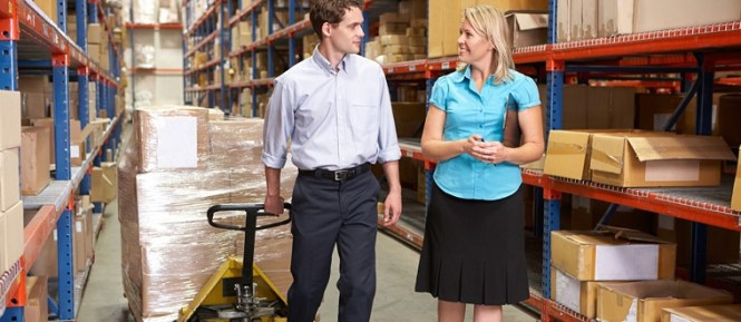 Logistic Coordinator Skills Page Image
