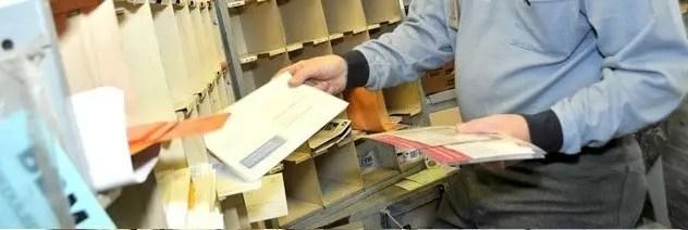Mail Clerk Skills Page Image