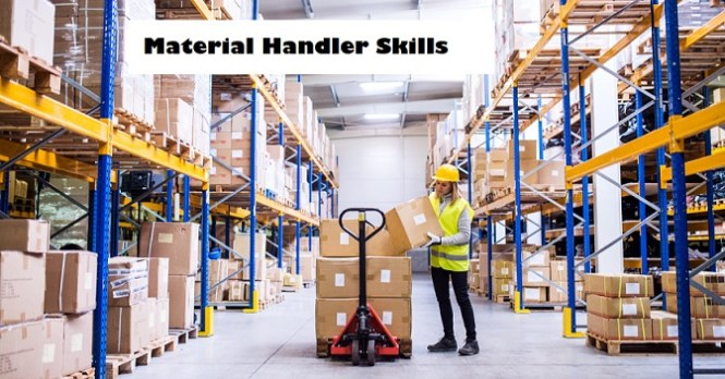Material Handler Skills Page Image