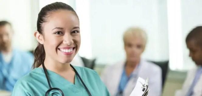 Nursing Assistant Resume Page Banner