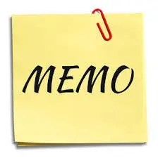 Sample Memo to Keep the Office Clean | CLR