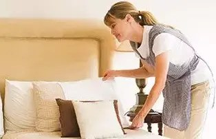 Senior Living Housekeeper Cover Letter Page Image