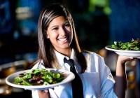 Waitress Resume Page Main Image