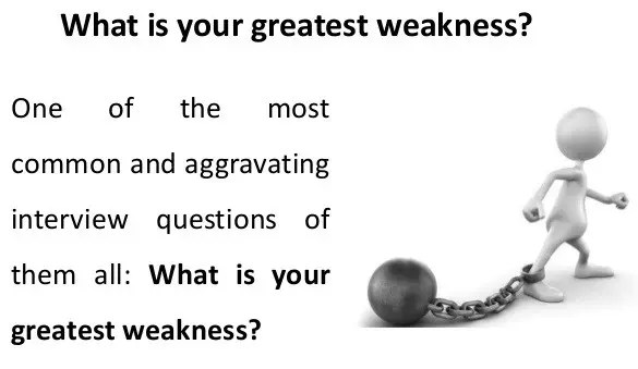What Is Your Greatest Weakness Page Image
