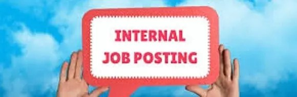 internal job posting