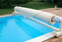 volet de piscine mobile hors sol