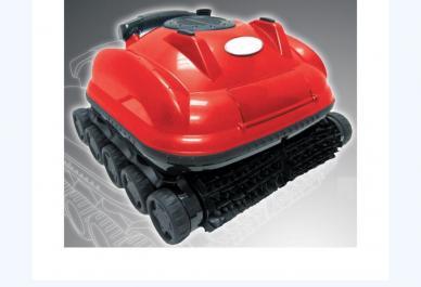 le robot nettoyeur et votre volet de piscine