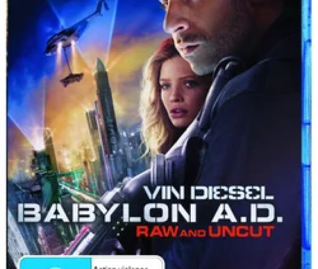 Babylon A D Extended Cut By Mathieu Kassovitz And Others Blu Ray Pub