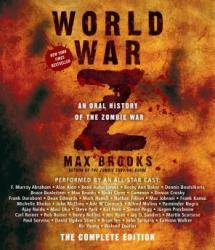 World War Z audio book by Max Brooks