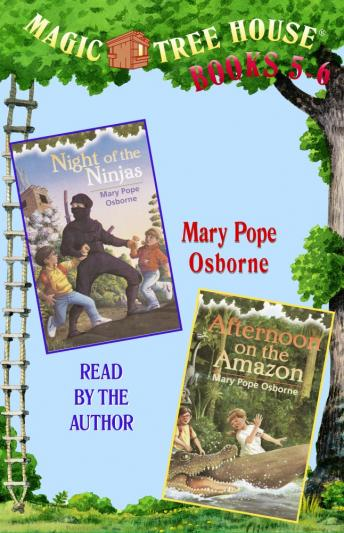 Magic Treehouse Series Book List